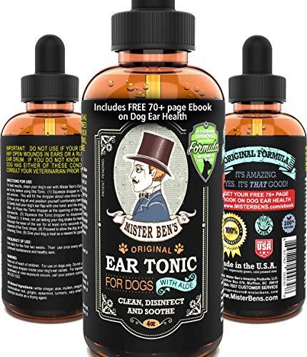 Mister Ben's Ear Tonic Treatment