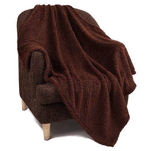 Luciphia Premium Fluffy Fleece Dog Blanket