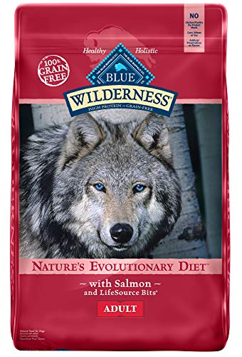 Blue Buffalo Grain-Free Wilderness Recipe
