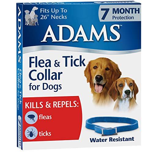Adams Flea and Tick Collar For Dogs