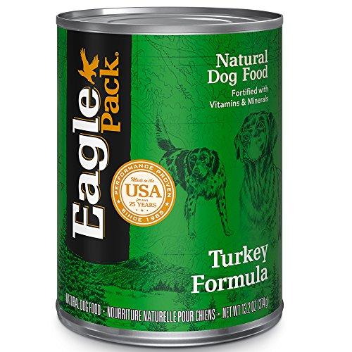 Eagle Pack Natural Wet Canned Dog Food