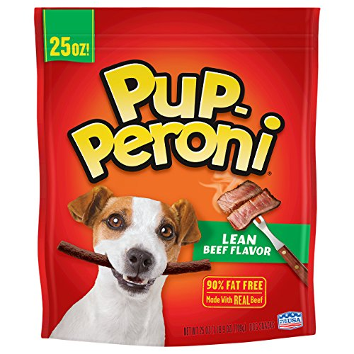 Pup-Peroni Original Lean Beef Flavor Dog Snacks, 25-Ounce