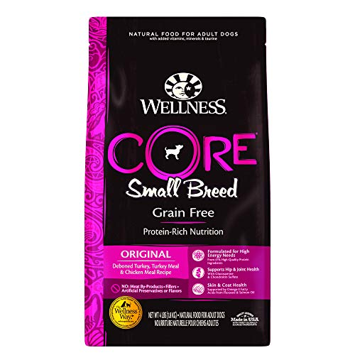Wellness CORE Natural Small Breed Formula