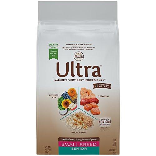 NUTRO ULTRA Small Breed Senior Dry Dog Food