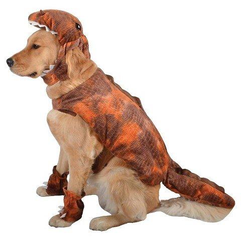 Target T-Rex Dog Halloween Costume