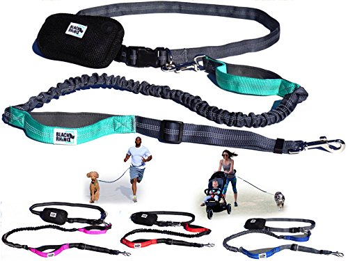 Black Rhino Premium Hands Free Dog Leash
