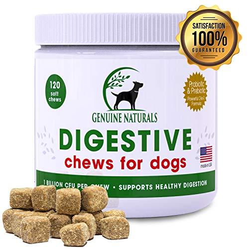 Genuine Naturals Digestive Supplement