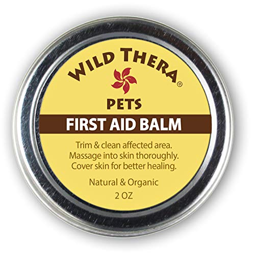 Wild Thera Pet Care Paw Balm