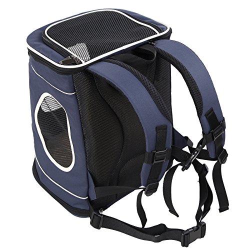 Petsfit Soft Pet Backpack
