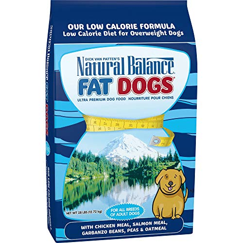 Natural Balance Fat Dogs Low Calorie Food