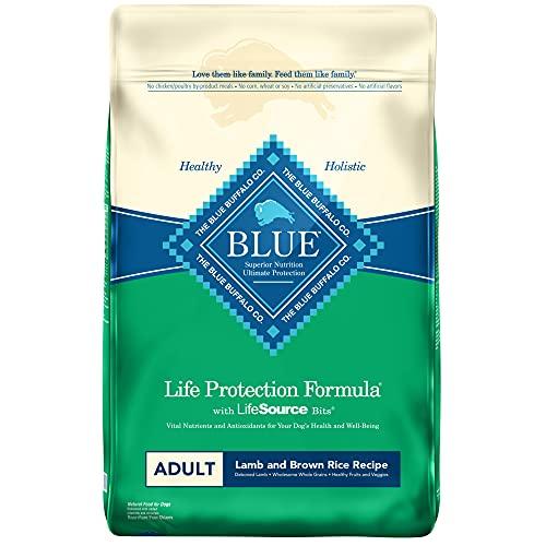 Blue Buffalo Lamb And Rice Formula