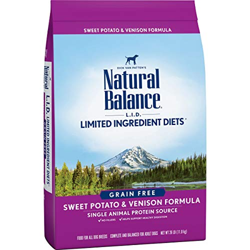 Natural Balance L.I.D. Limited Ingredient Dry Food
