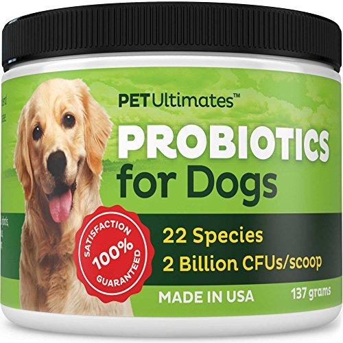 Pet Ultimates Probiotics For Dogs