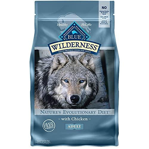 BLUE Wilderness Adult Grain-Free Dry Dog Food