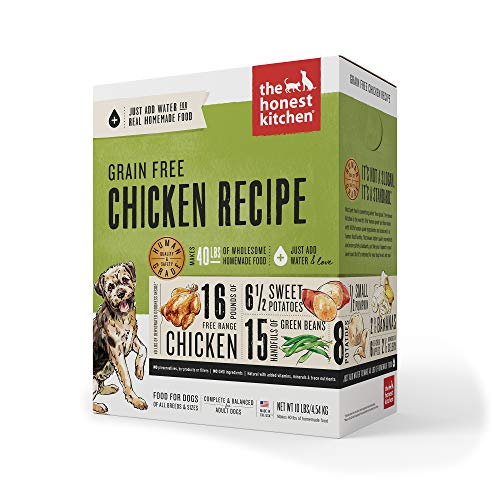 Honest Kitchen Force Grain-Free Dehydrated Dog Food