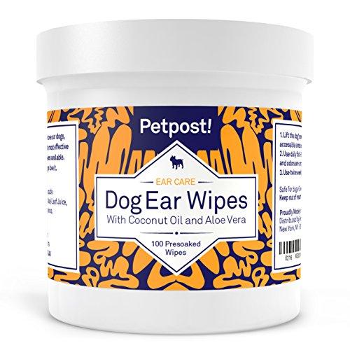 Petpost Pet Ear Cleaner Wipes