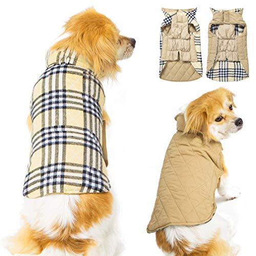 SuBleer Winter Dog Jacket