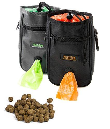 Mighty Paw Dog Treat Bag