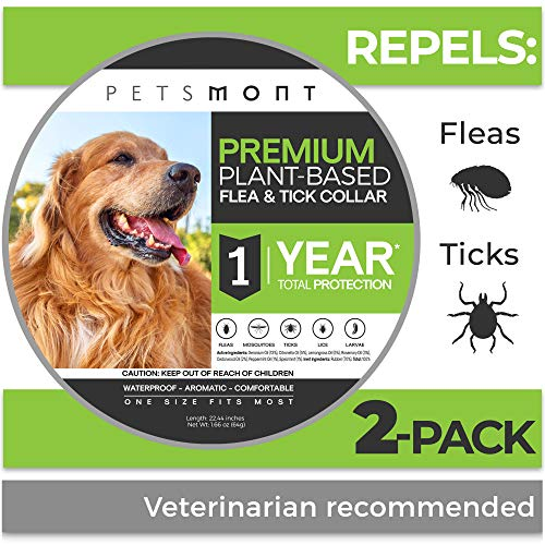 PetsMont Dog Flea & Tick Collar