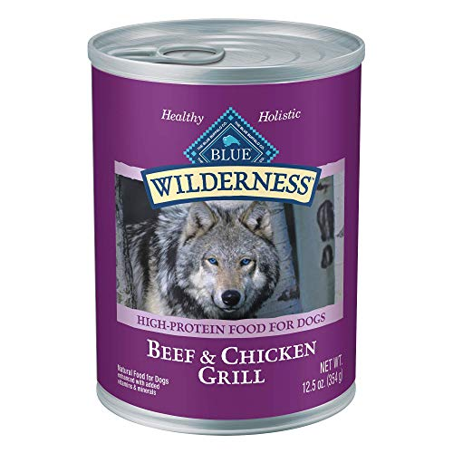 Blue Buffalo Wilderness Rocky Mountain Dog Food