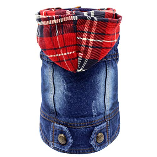 SILD Dog Jeans Jacket