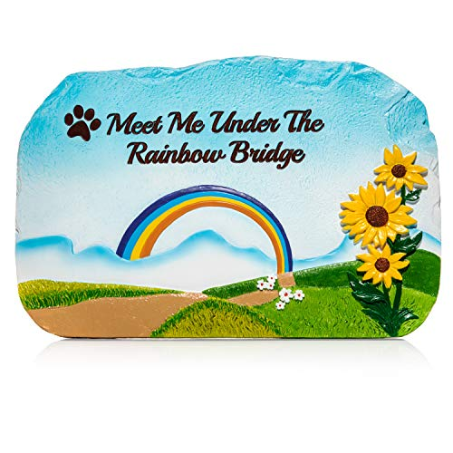 Humane Goods Rainbow Bridge Pet Memorial