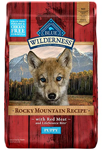 Wilderness Rocky Mountain Recipes Puppy Food
