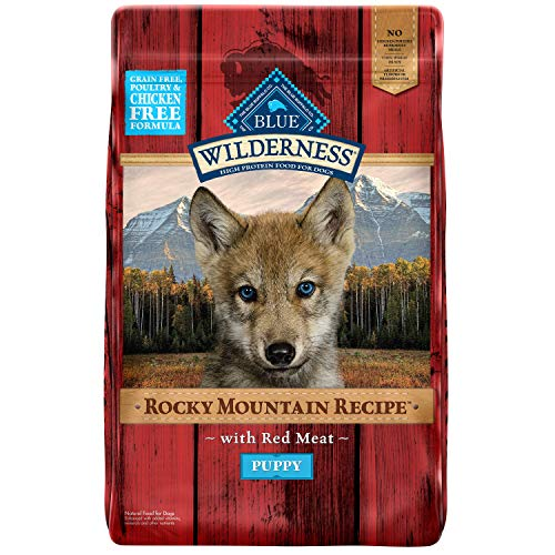 Blue Buffalo Wilderness Rocky Mtn Puppy Food