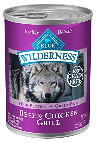 BLUE Wilderness High Protein Wet Dog Food