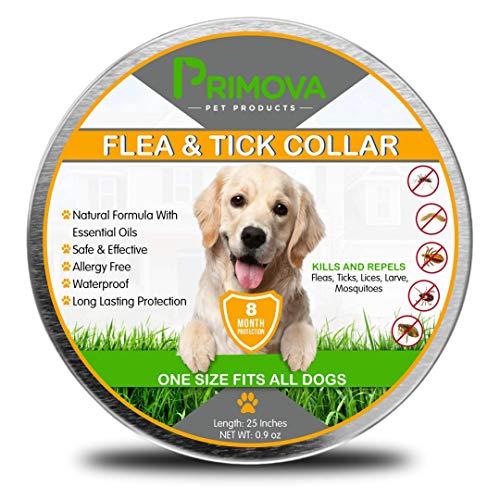 Primova Flea & Tick Dog Collar