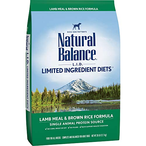 Natural Balance L.I.D. Formula Dry Dog Food