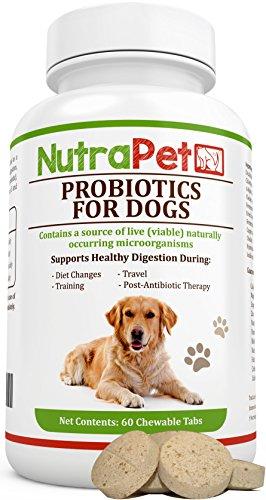 NutraPet Probiotics Chewable For Dogs
