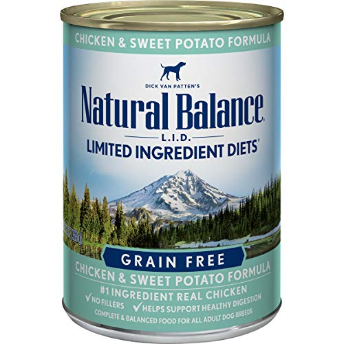 Natural Balance Limited Ingredient Diet Canned Dog Food