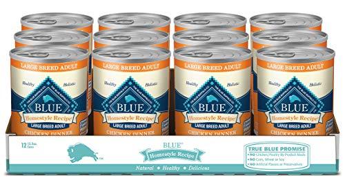 Blue Homestyle Large Breed Wet Dog Food