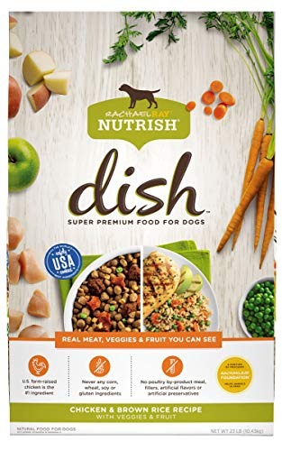 Rachael Ray Nutrish Dish Super Premium Dog Food