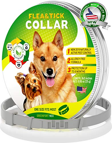GreenFortNeo Pest Control Collar