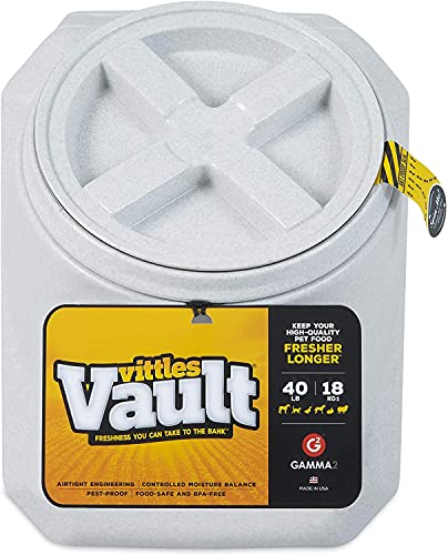 Gamma2 Vittles Vault Stackable Dog Food Container