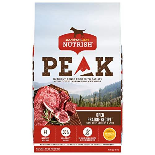 Rachael Ray Nutrish PEAK Natural Grain Free Dry Dog Food