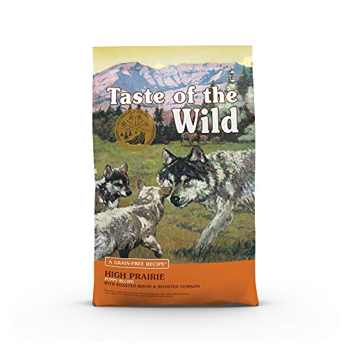 Taste of the Wild Grain-Free High Prairie Dry Food
