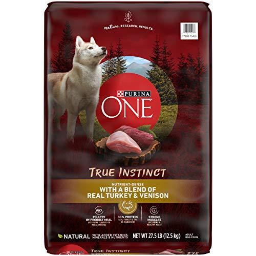 Purina ONE SmartBlend True Instinct Dog Food