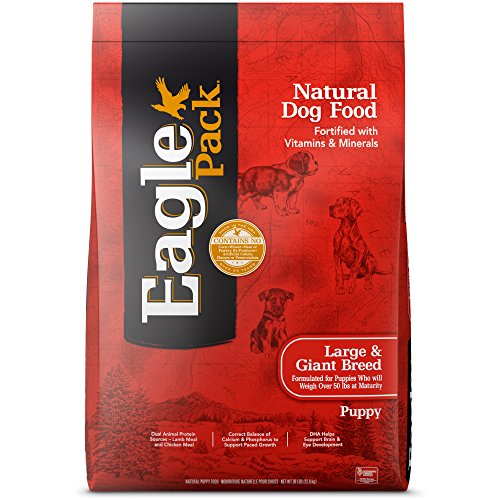 Eagle Pack Natural Large Breed Dry Puppy Food