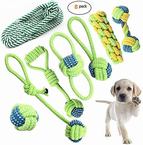 Petony Dog Rope Chew Toys