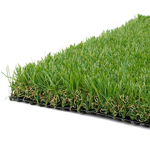 Goasis Lawn Realistic Thick Artificial Grass