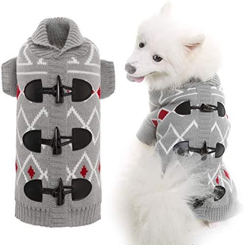 KOOLTAIL Horn Button Sweater