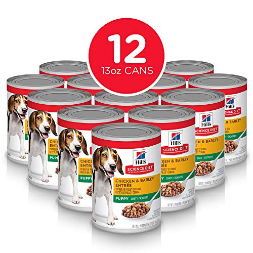Hill's Science Diet Entrée Canned Puppy Food