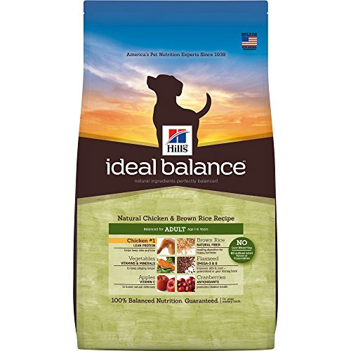 Ideal Balance Chicken & Brown Rice Formula