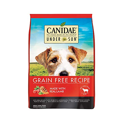 Under the Sun Grain Free Dry Dog Food