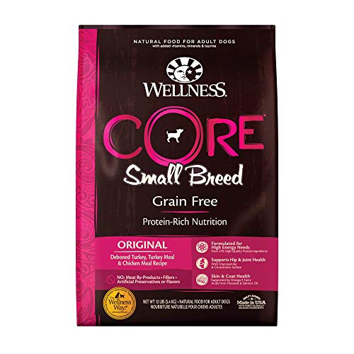 Wellness CORE Natural Dry Small Breed Dog Food