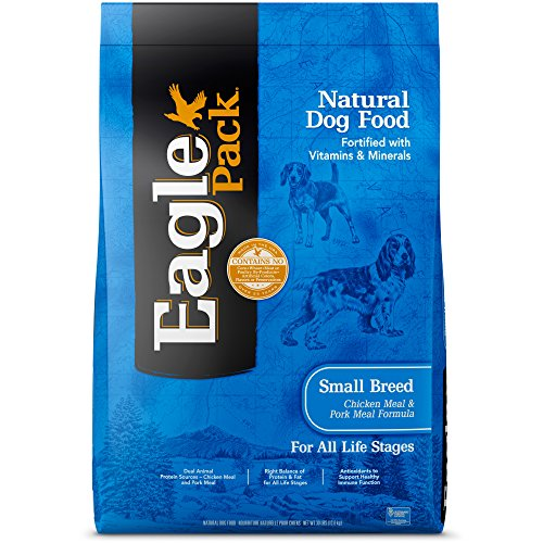 Eagle Pack Natural Dry Small Breed Dog Food