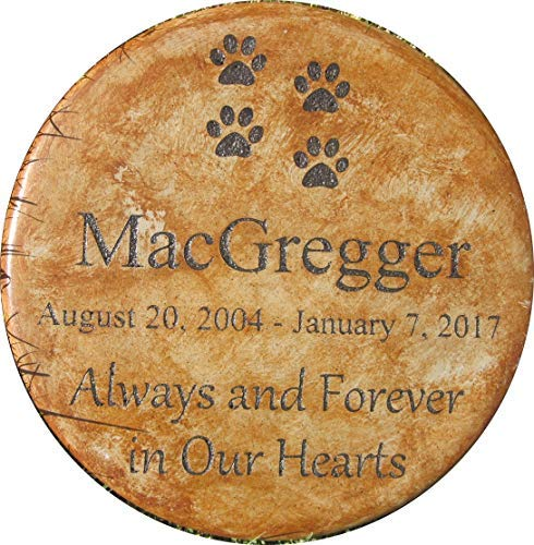 Memories To Stone Pet Memorial Stone